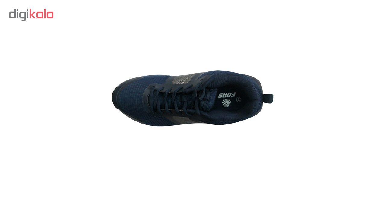کفش مخصوص پیاده روی مردانه فورس مدل 035a2N