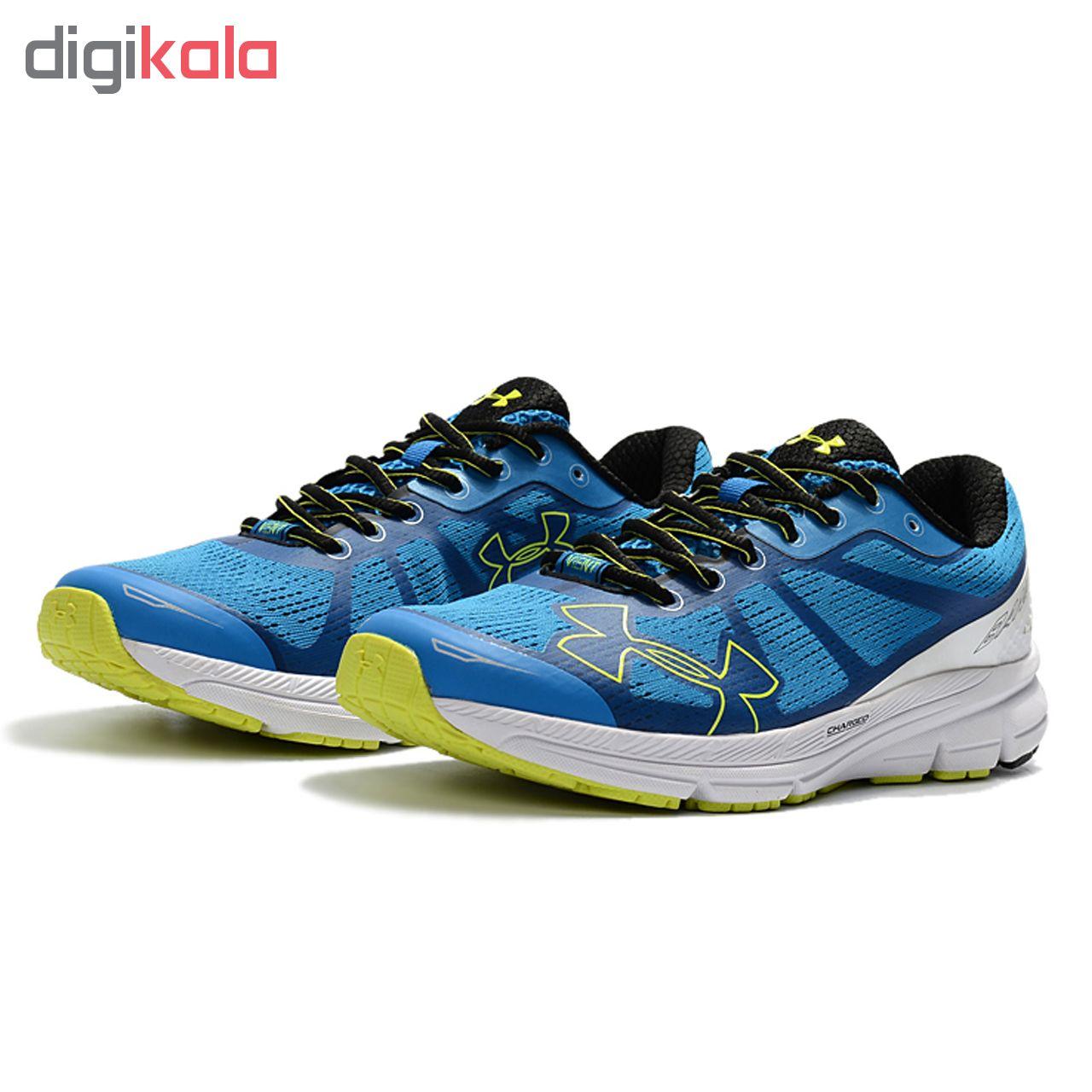 کفش ورزشی مخصوص دویدن و پیاده روی  مردانه آندر آرمور مدل charged bandit