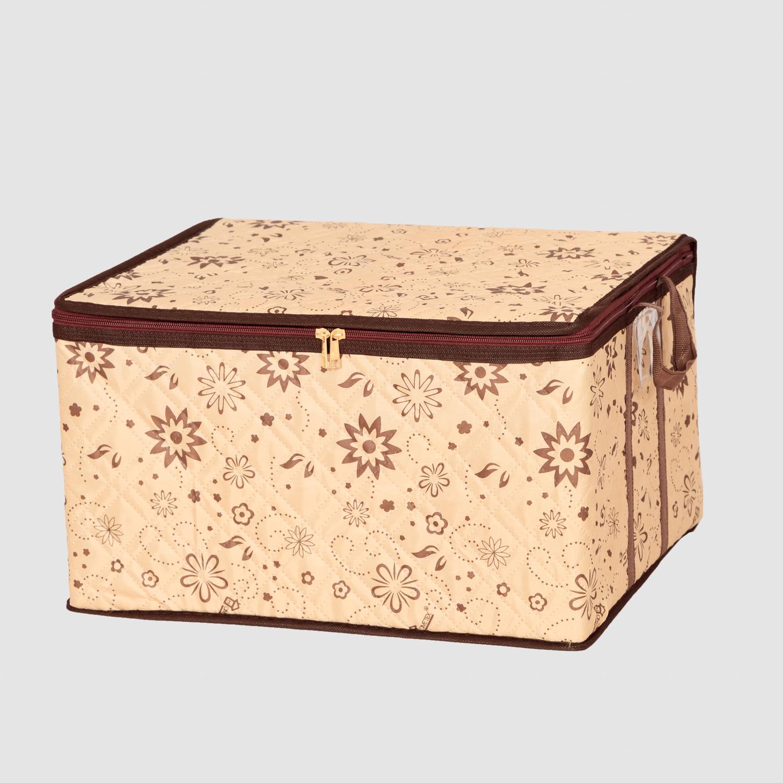 باکس جامه اسکلت دار  هومتکس طرح شکوفه کد392 سایز یک
