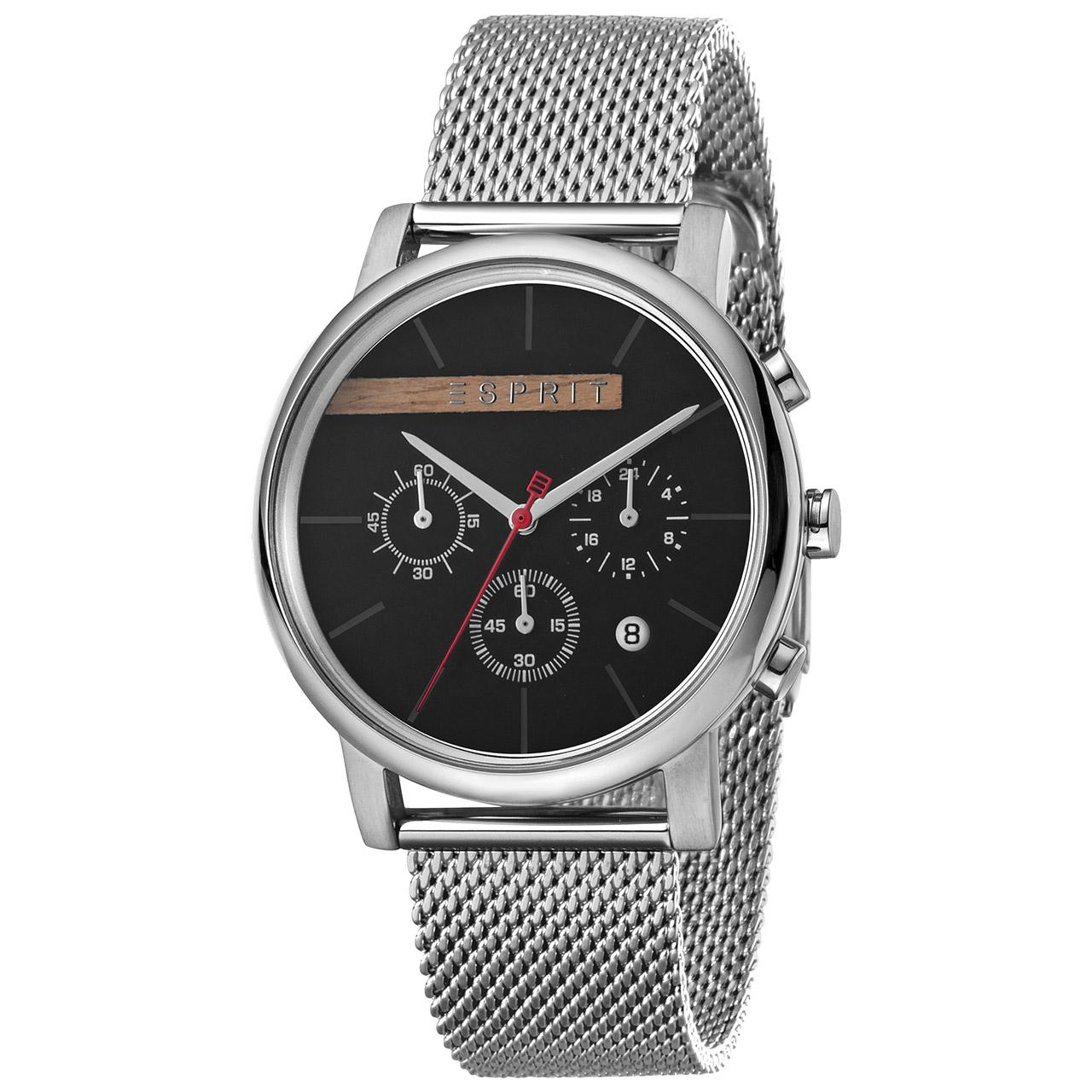 ساعت مچی عقربه ای مردانه اسپریت مدل ES1G040M0045