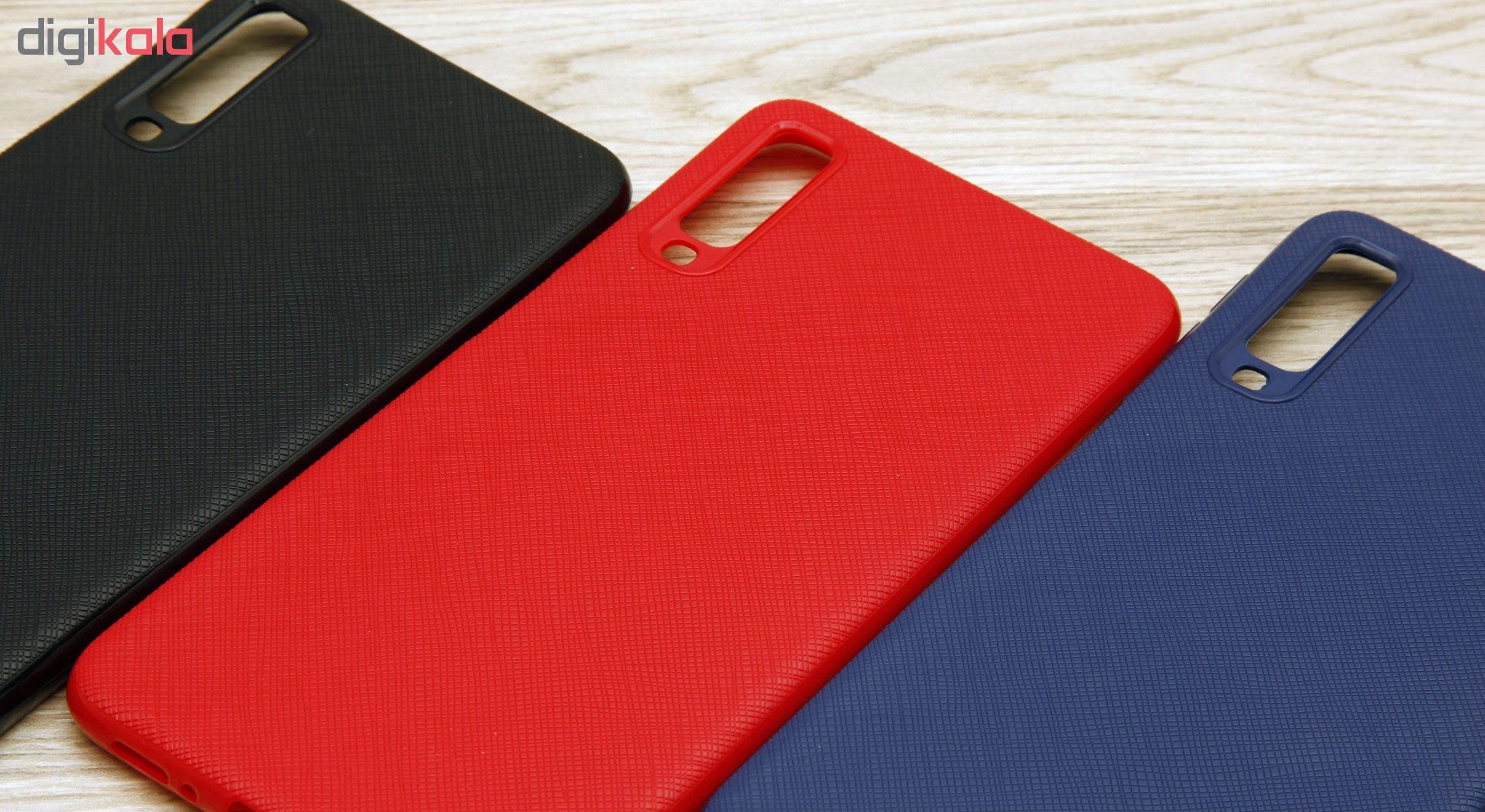 کاور سومگ مدل SC-i001 مناسب برای گوشی موبایل سامسونگ گلکسی A750 / A7-2018