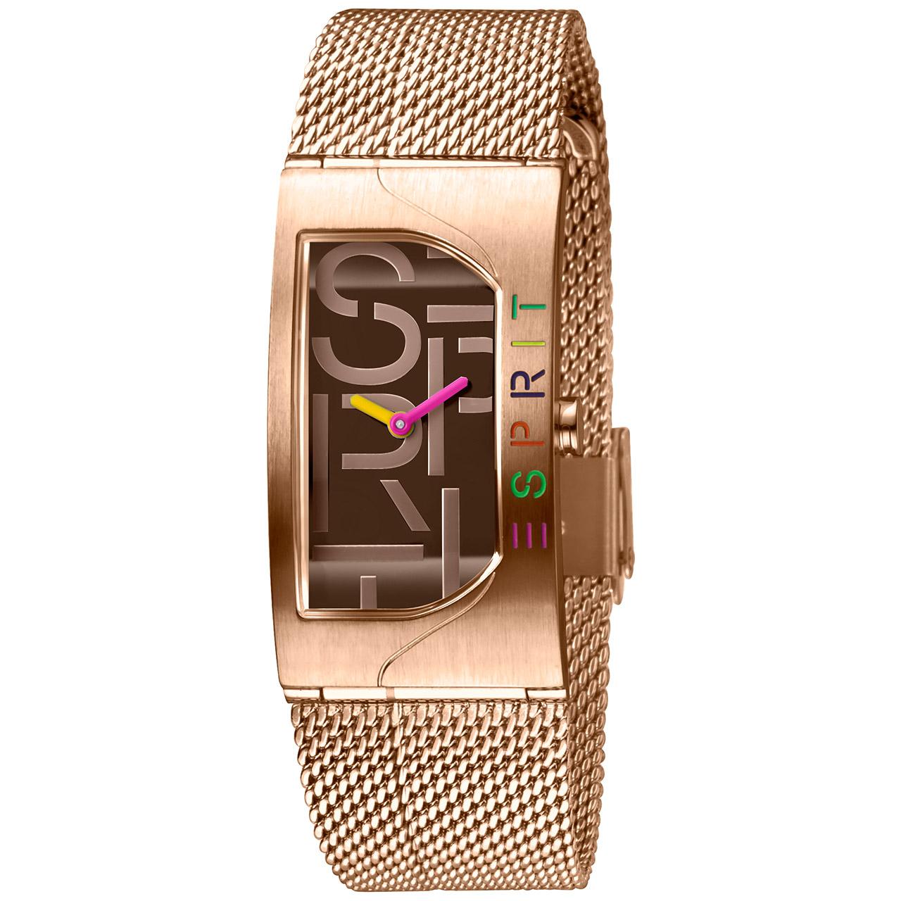 ساعت مچی عقربه ای زنانه اسپریت مدل ES1L046M0065 24
