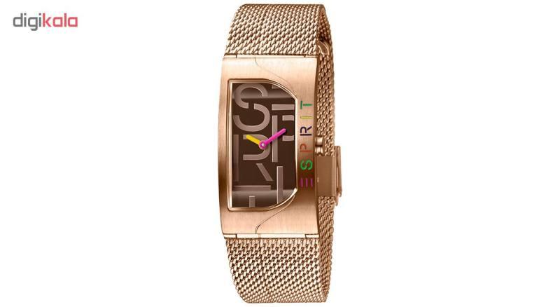ساعت مچی عقربه ای زنانه اسپریت مدل ES1L046M0065