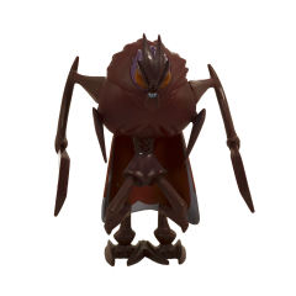 اکشن فیگور متل مدل The Batman Shadow Tek Killer Moth