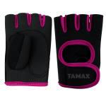 دستکش بدنسازی زنانه تامکس مدل 0803-Pink thumb