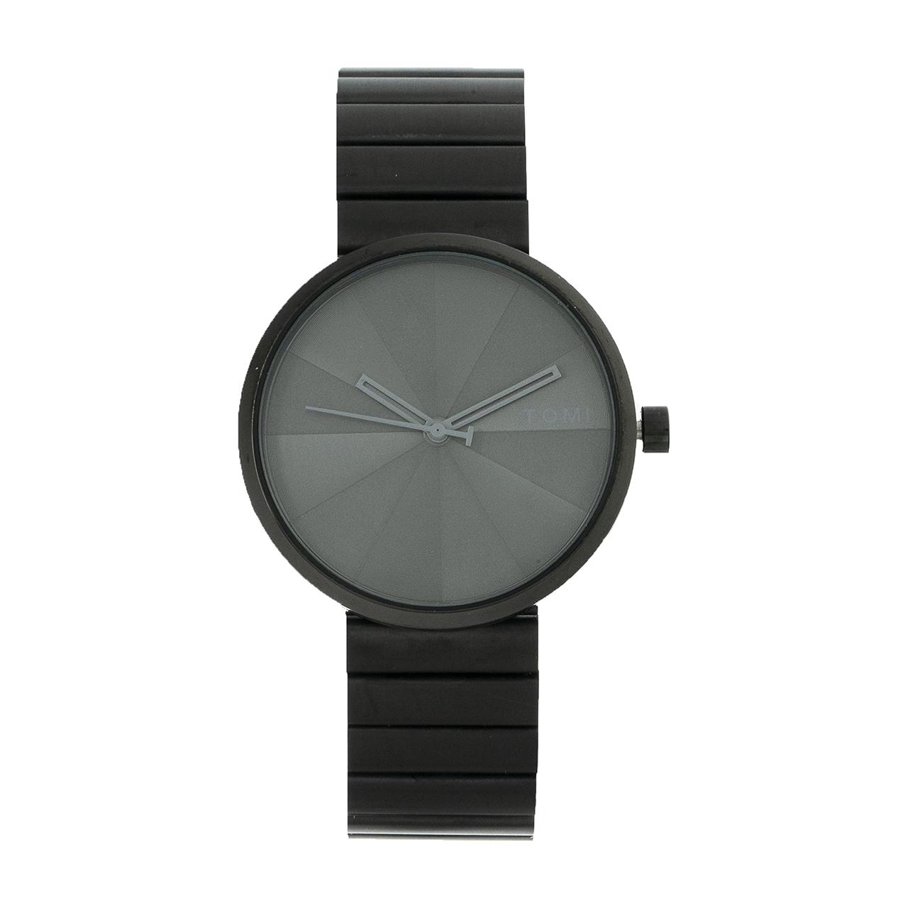 ساعت مچی عقربه ای مردانه تامی مدل 014 رنگ مشکی