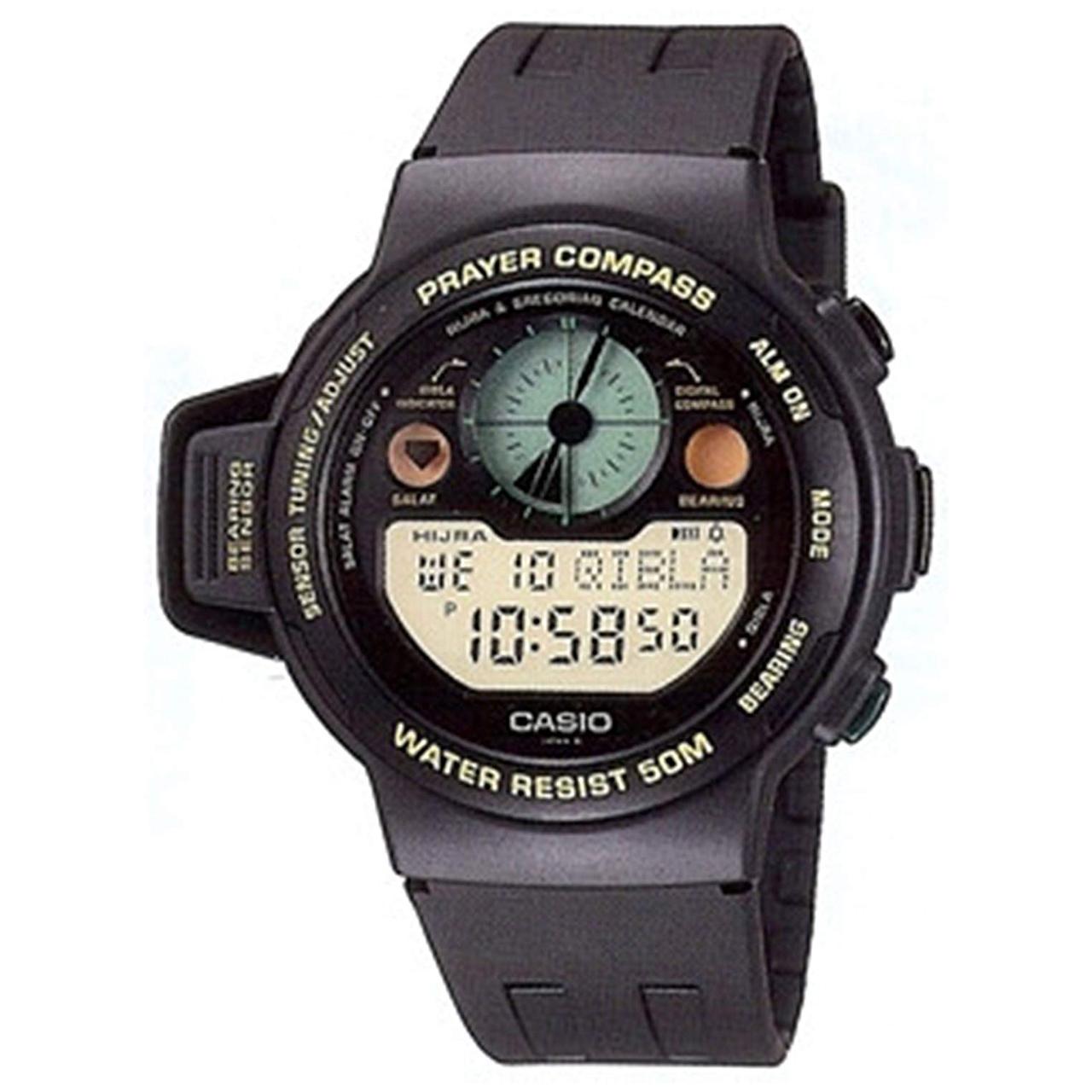 ساعت مچی دیجیتالی کاسیو مدل CPW-310-1VDS