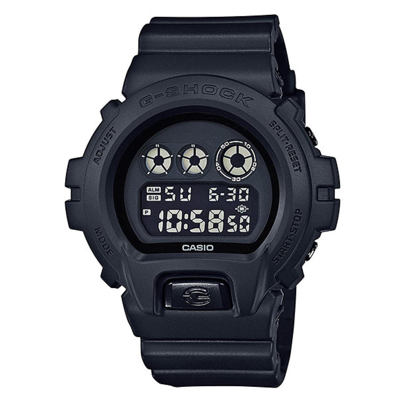 ساعت مچی دیجیتالی کاسیو جی شاک مدل DW-6900BB-1DR