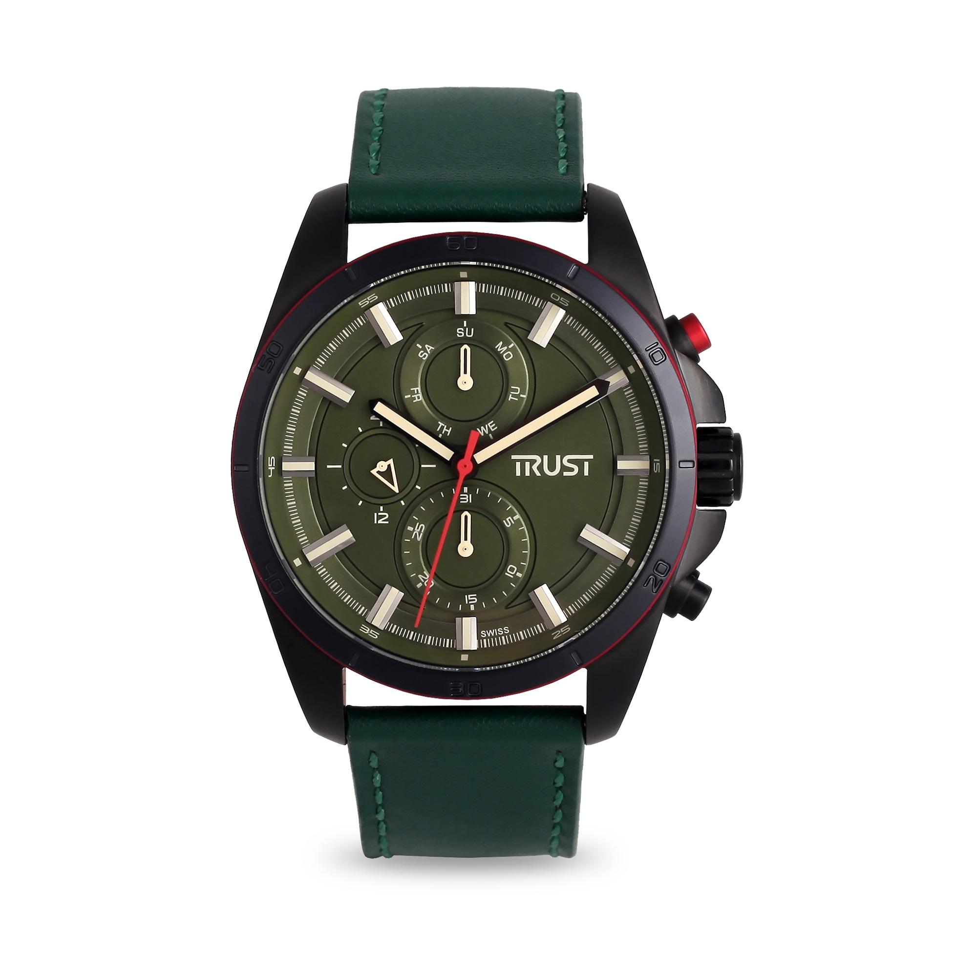 ساعت مچی عقربه ای مردانه تراست مدل G491DQJ