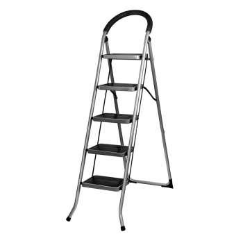 نردبان پنج پله مدل کاراسان کد 26010001