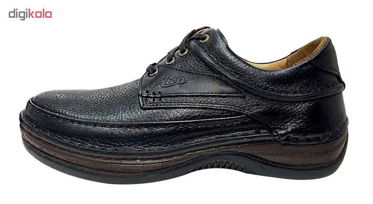 کفش طبی مردانه آتن مدل آرتین کد 11