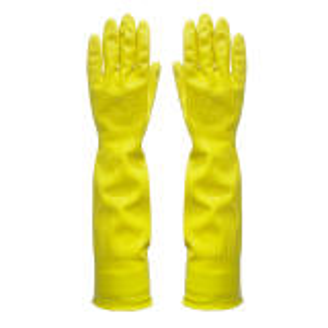 دستکش آشپزخانه  ویولت مدل ساق بلند سایز متوسط