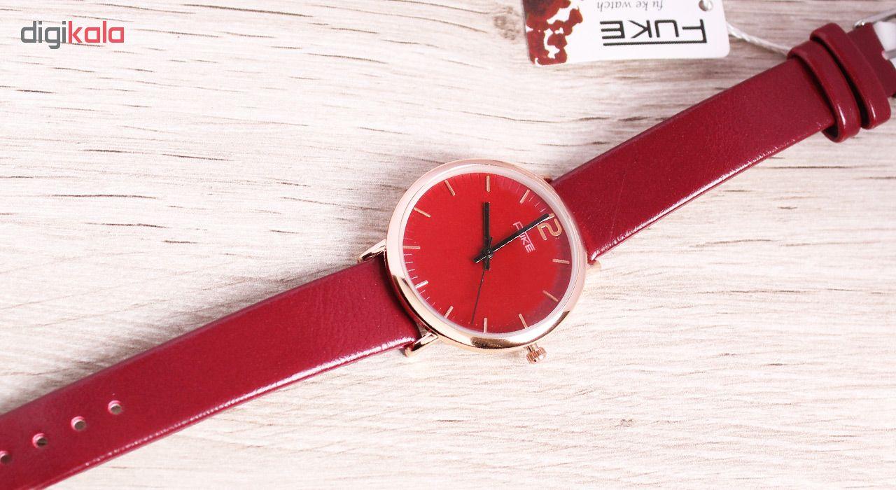 ساعت مچی عقربه ای زنانه فوکه مدل DGZU-0149