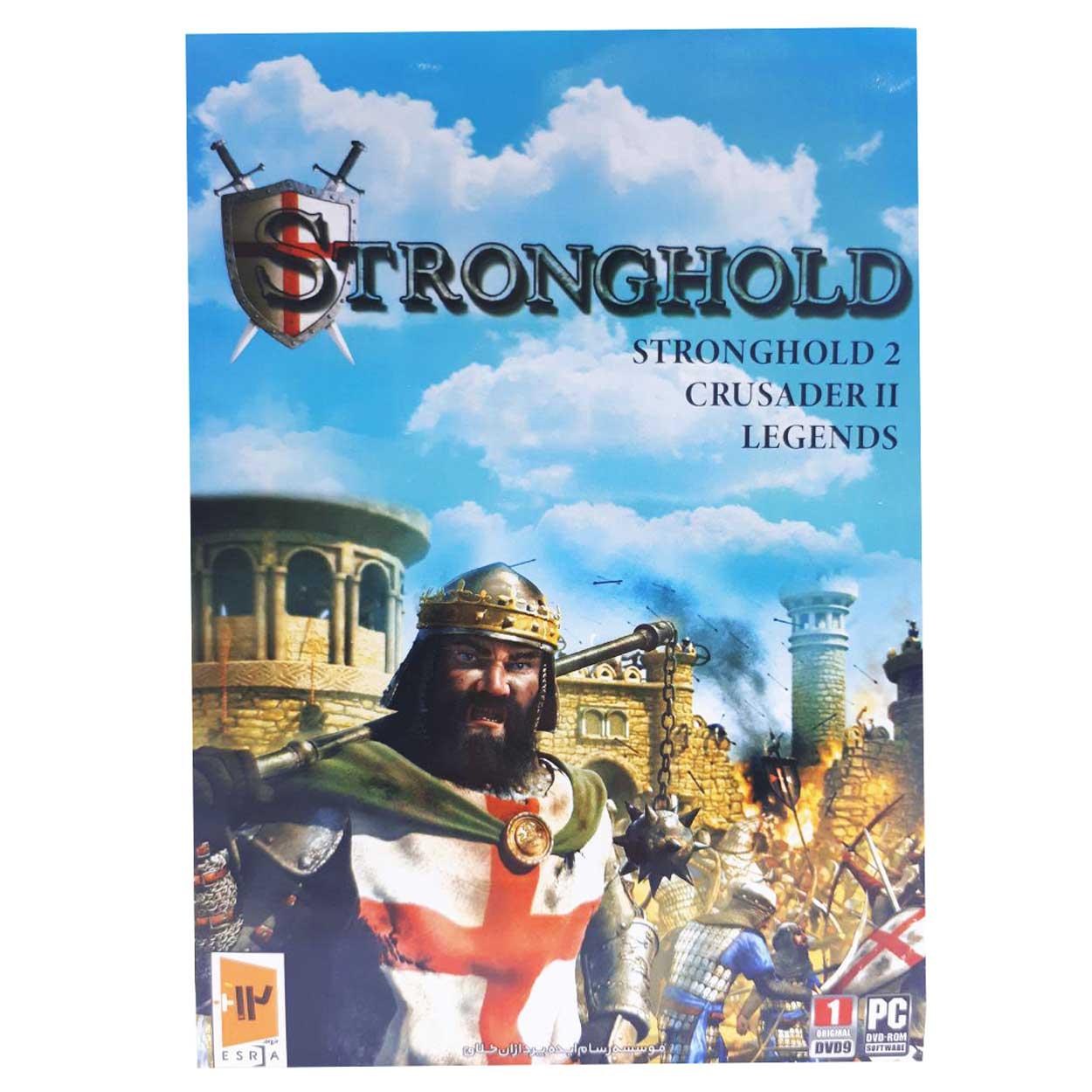 بازی Stronghold Collection مخصوص PC