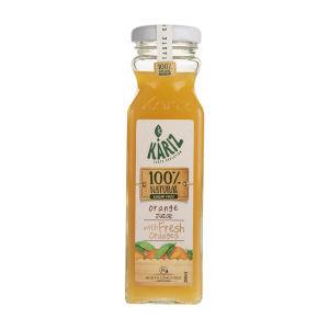 آبمیوه پالپ دار پرتقال کاریز مقدار 200 میلی لیتر