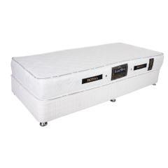 تخت خواب یک نفره رویال کد V102 همراه تشک thumb