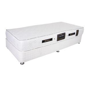 تخت خواب دونفره رویال کد V104 به همراه تشک