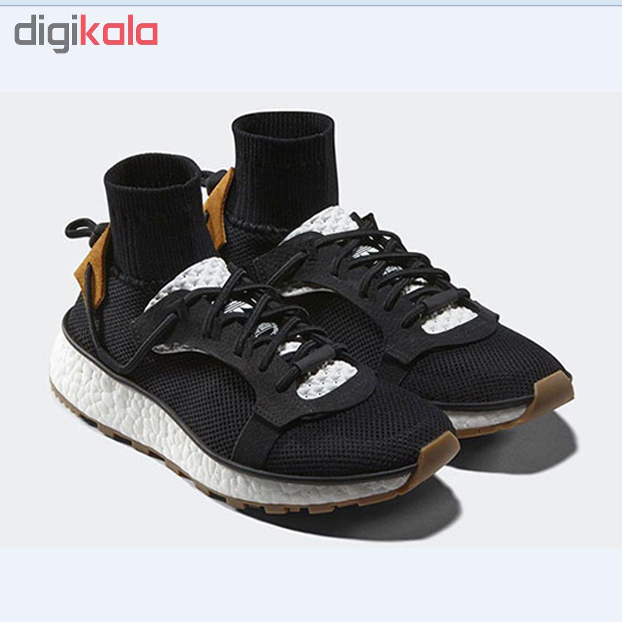 کفش ورزشی مخصوص پیاده روی زنانه آدیداس مدل AW RUN