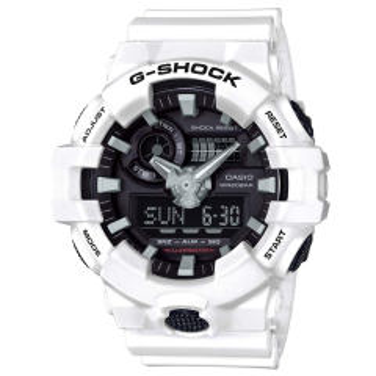ساعت مچی عقربه ای مردانه کاسیو مدل GA-700-7ADR 49