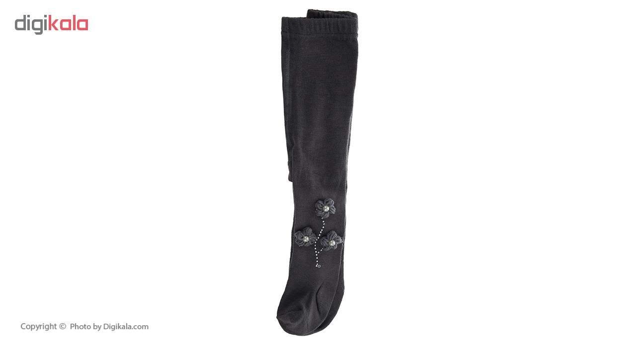 جوراب شلواری دخترانه مدل S02 -  - 5