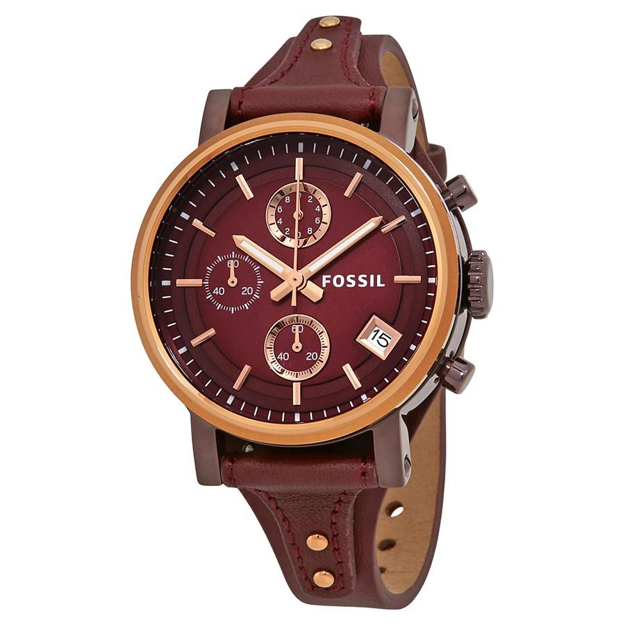 ساعت مچی عقربه ای زنانه فسیل مدل ES4114 14