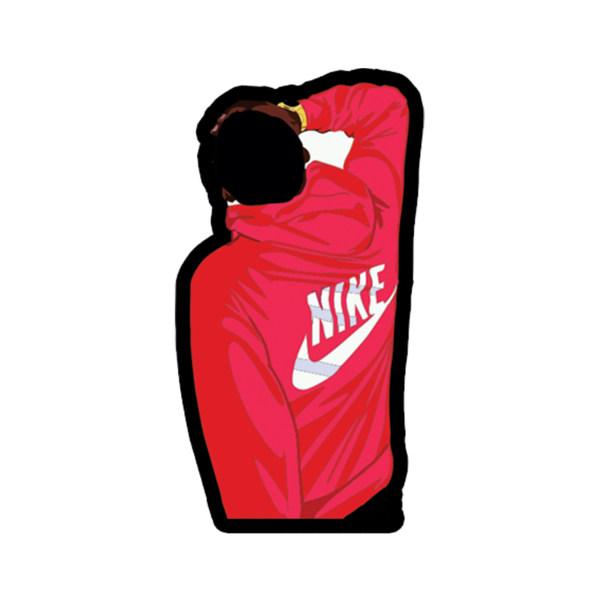 استیکر طرح Nike