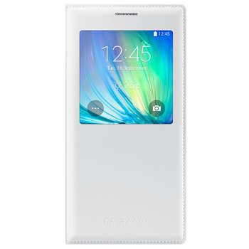 کیف کلاسوری مدل S View مناسب برای گوشی موبایل سامسونگ Galaxy A7