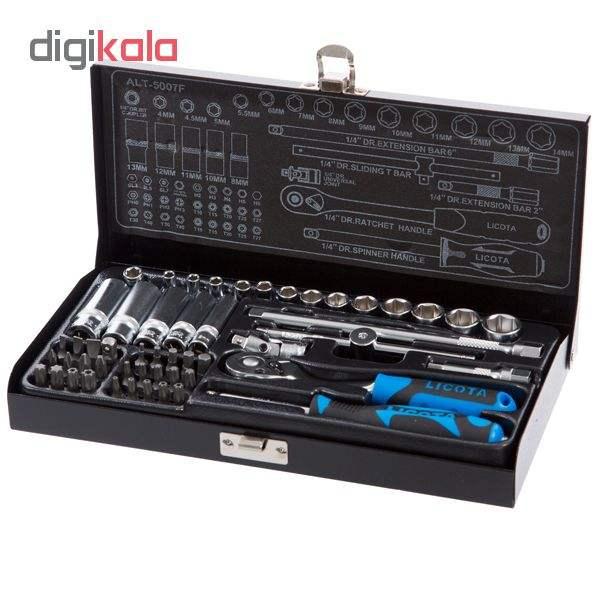 مجموعه 110 عددی ابزار لیکوتا main 1 5