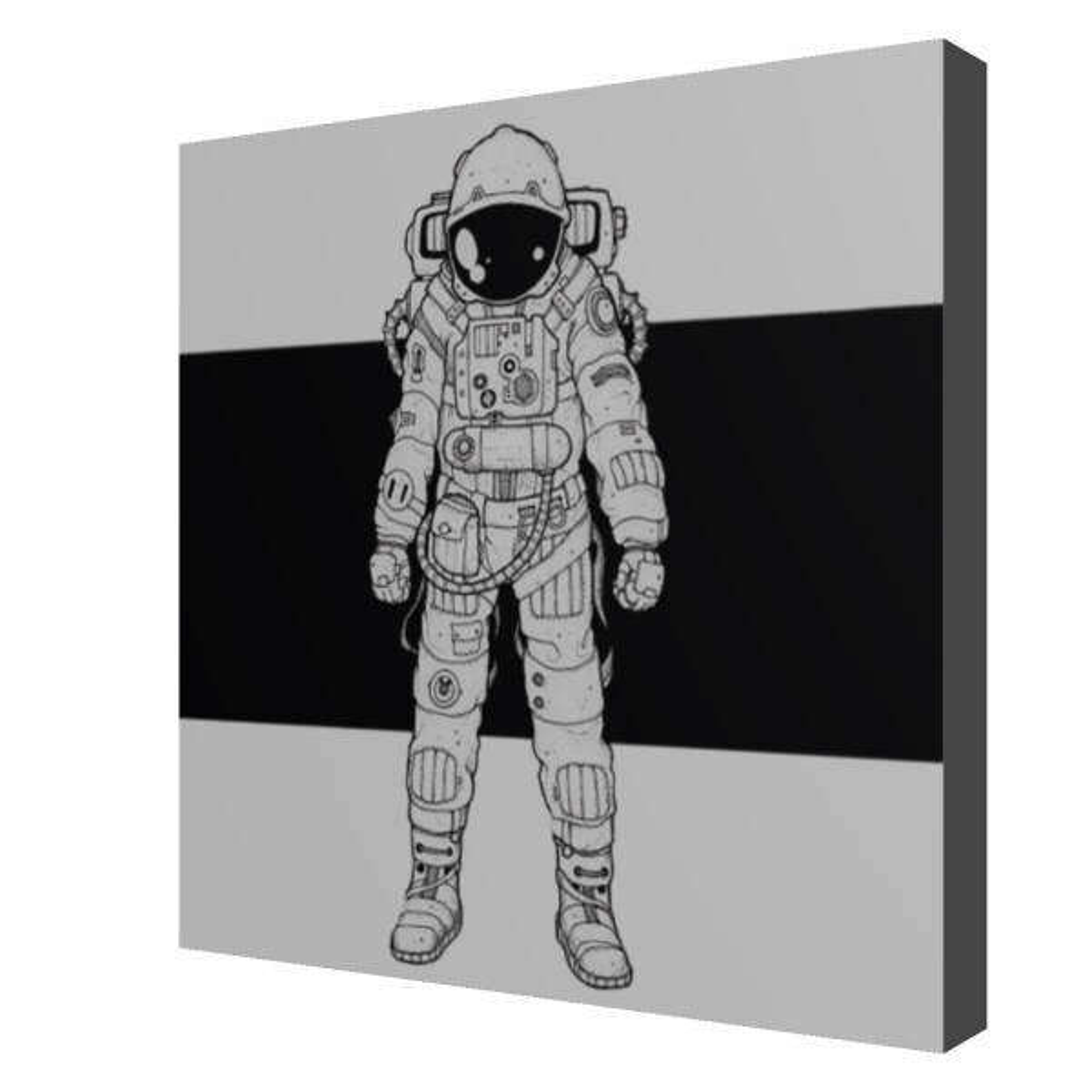 پیکسل طرح فضانورد کد 11
