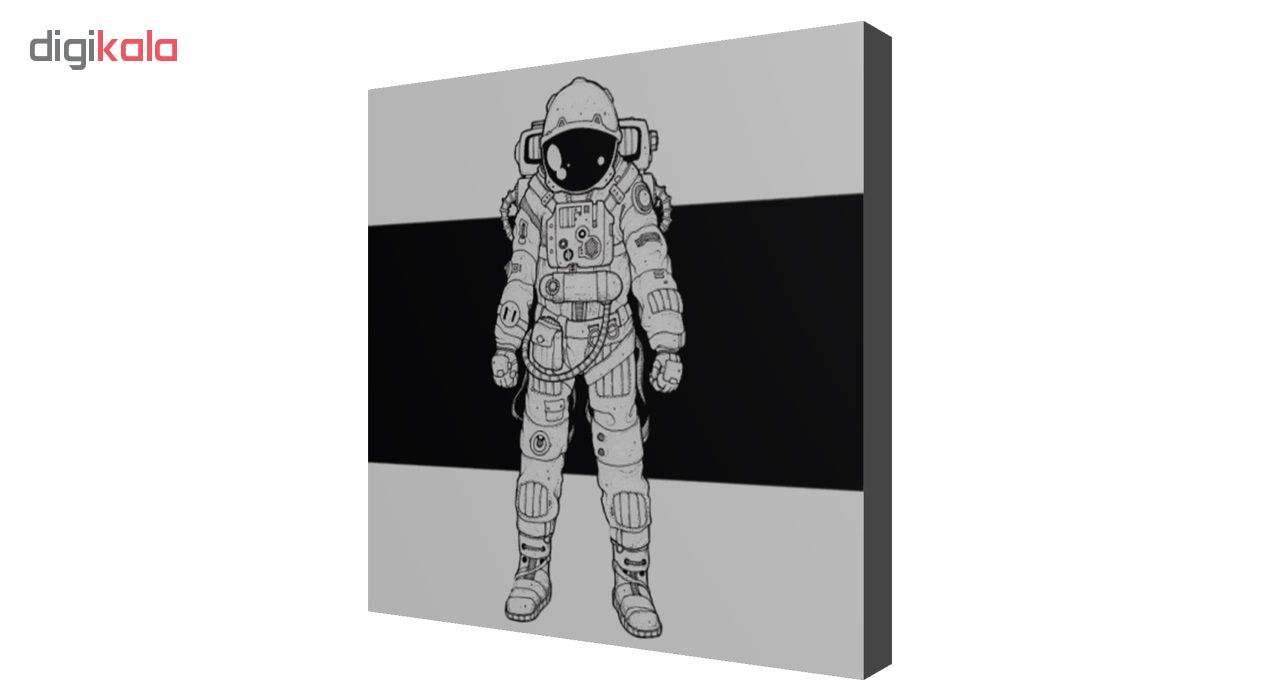 پیکسل طرح فضانورد کد 11 -  - 3