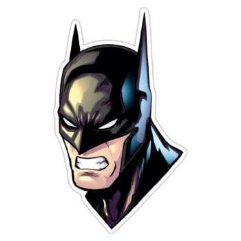 استیکر لپ تاپ طرح batman مدل marvel16