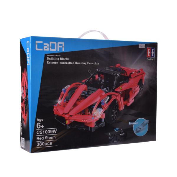ساختنی دابل ای سری Red Storm مدل C51009W