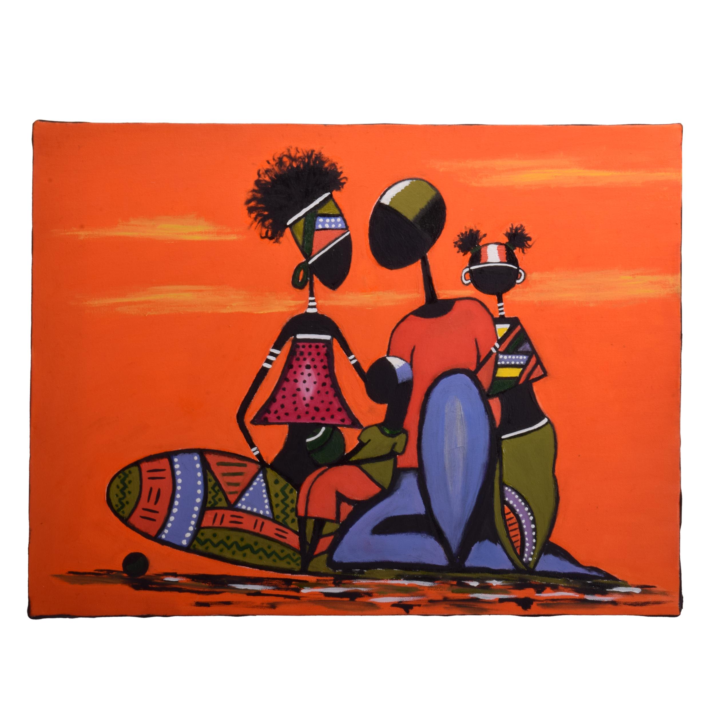 خرید                      تابلو نقاشی رنگ روغن کد 88869 ابعاد 30x40 سانتی متر