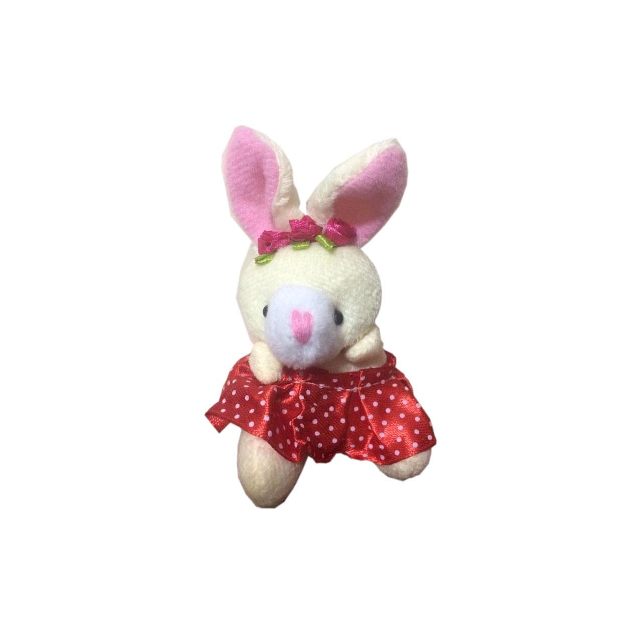 آویز طرح خرگوش مهربان کد 01