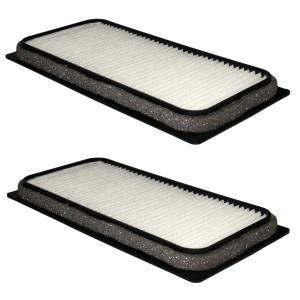 فیلتر کابین خودرو بهران فیلتر مدل GL1404 مناسب برای L90 بسته 2عددی