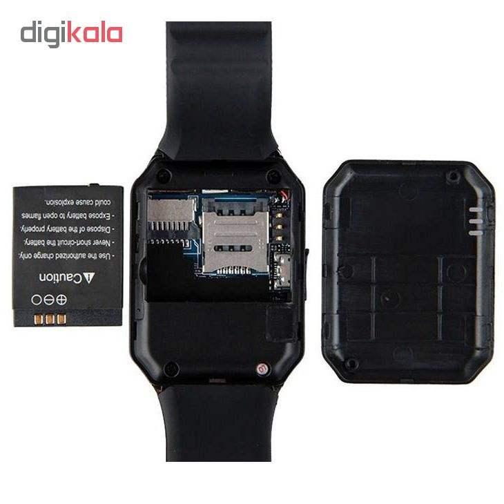 ساعت هوشمند جی تب مدل W201 Hero thumb 6