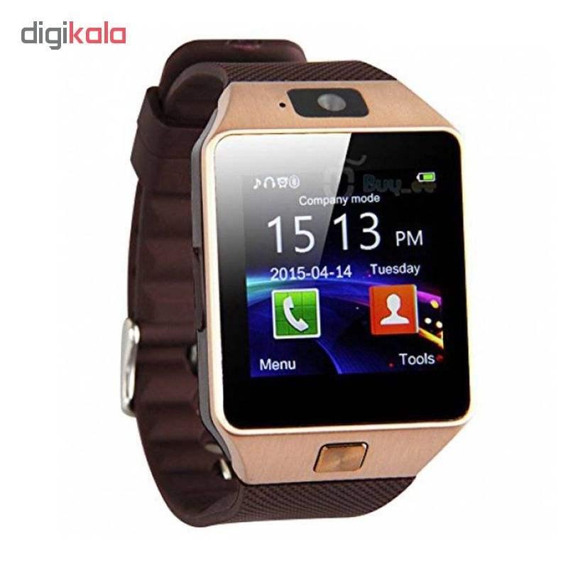 ساعت هوشمند جی تب مدل W201 Hero thumb 3