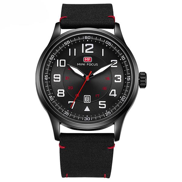 ساعت مچی عقربه ای مردانه مینی فوکوس مدلmf0166g.01