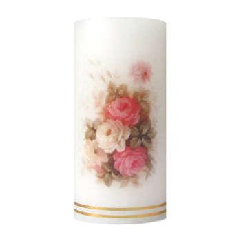 شمع گل کد S120