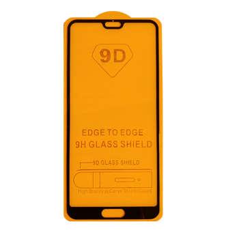 محافظ صفحه نمایش 9D مدل h-9 مناسب برای گوشی موبایل هوآوی p20 pro