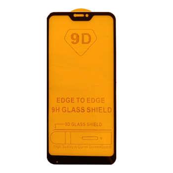محافظ صفحه نمایش  9D مدل h-9 مناسب برای گوشی موبایل شیائومی Xiaomi Mi A2 Lite / Redmi 6 Pro