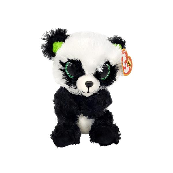 عروسک تی وای طرح حیوانات چشم تیله ای مدل A134 ارتفاع  15 سانتی متر