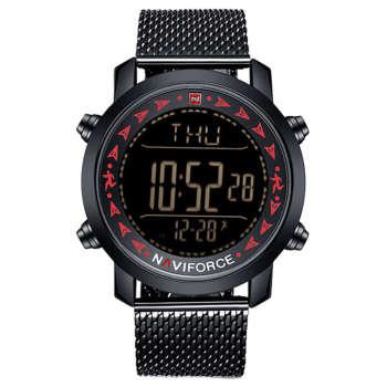 ساعت مچی دیجبتالی مردانه نیوی فورس مدل NF9130M 18