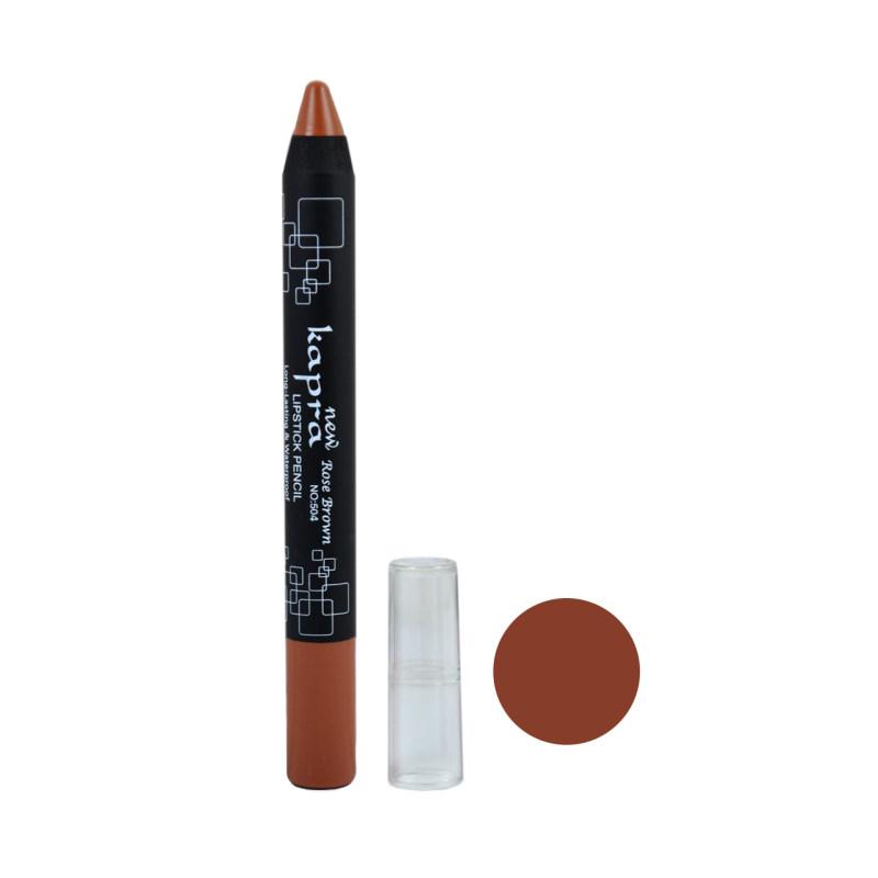 راهنمای خرید رژ لب مدادی کاپرا نیو مدل K2 شماره 504 لیست قیمت