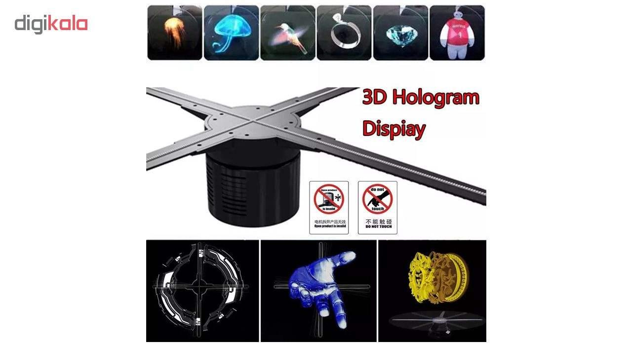 دستگاه LED هولوگرافی پلی فکتوری مدلF1