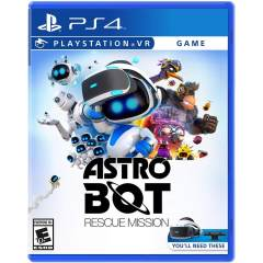 بازی ASTRO Bot Rescue Mission VR مخصوص PS4