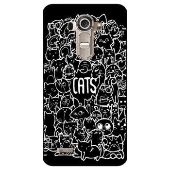 کاور کی اچ کد 7226 مناسب برای گوشی موبایل ال جی G4