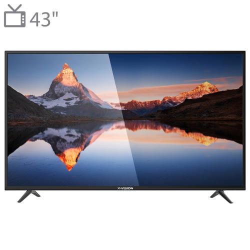 تلویزیون ال ای دی ایکس ویژن مدل 43XK570 سایز 43 اینچ
