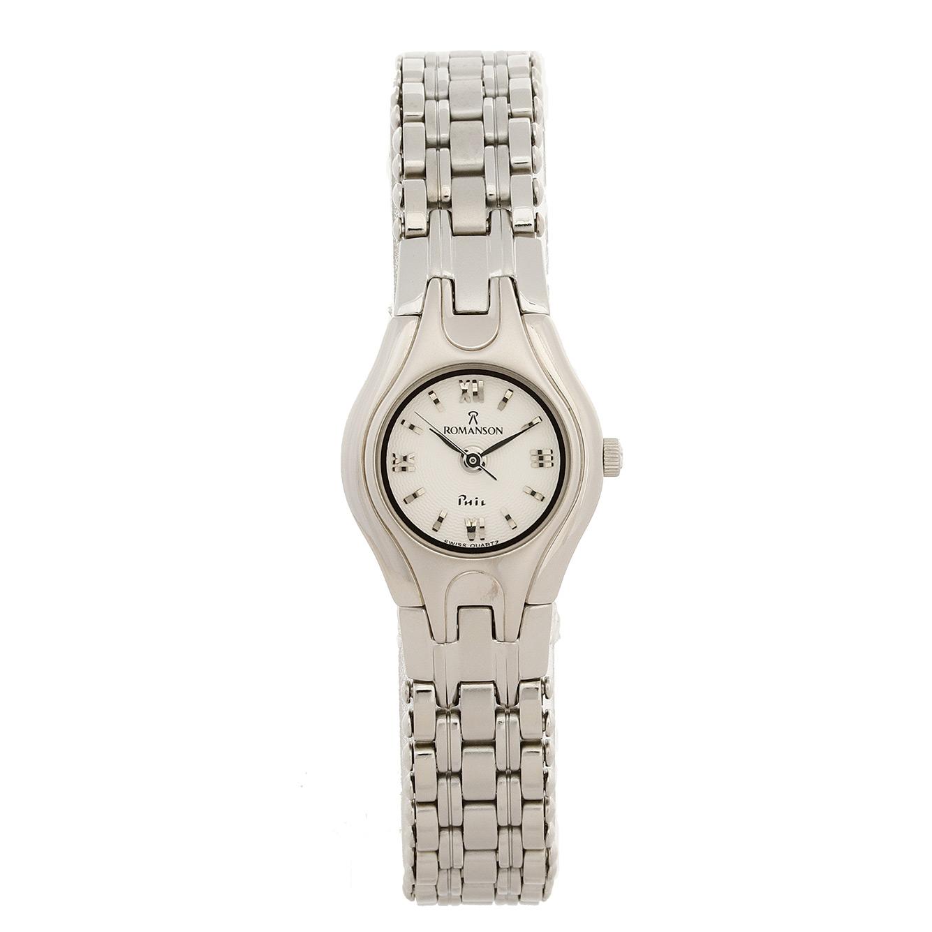 ساعت مچی عقربه ای زنانه رومانسون مدل NM4507LL1WAS2W