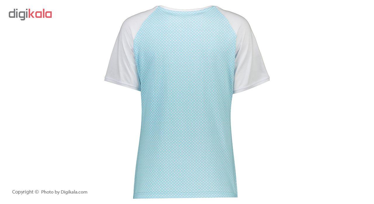 خرید                                      ست تی شرت و شلوار راحتی زنانه ناربن مدل 1521170-50